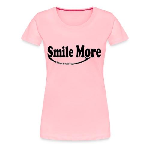 ROMAN ATWOOD VLOGS DESIGN OFFICIAL - Women's Premium T-Shirt