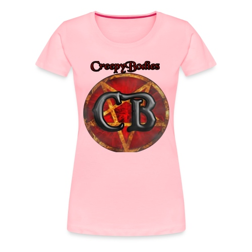CreepyBodies - Women's Premium T-Shirt