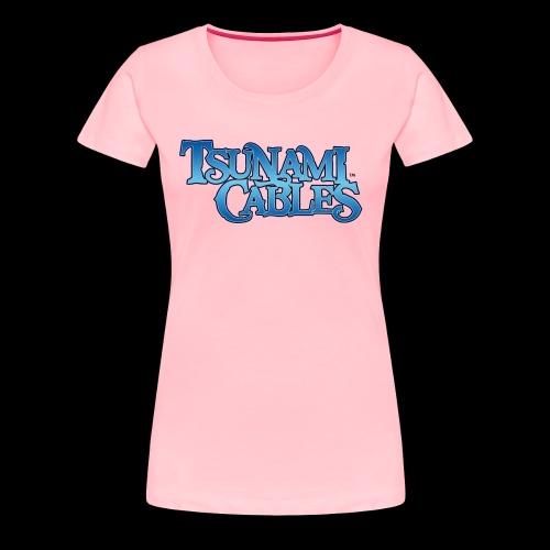 Tsunami Cables - Women's Premium T-Shirt