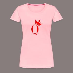 Q - Women's Premium T-Shirt