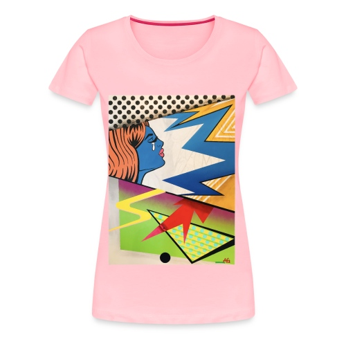 Retro POP - Women's Premium T-Shirt