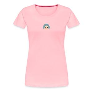 Grandma Emoticon Shirt - Women's Premium T-Shirt