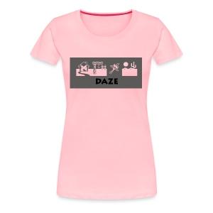 Daze Dreams - Women's Premium T-Shirt
