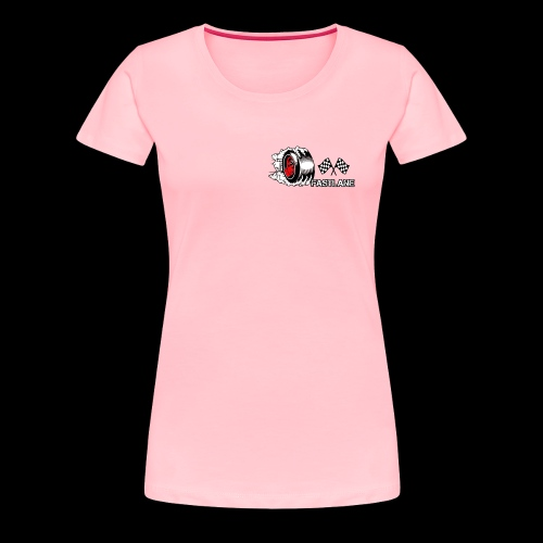 FastLane - Women's Premium T-Shirt