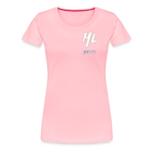 maddie lee power - Women's Premium T-Shirt