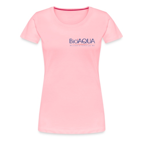 bioaqua no.1 logo - Women's Premium T-Shirt