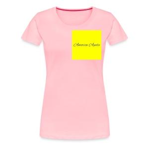 America Ayala - Women's Premium T-Shirt