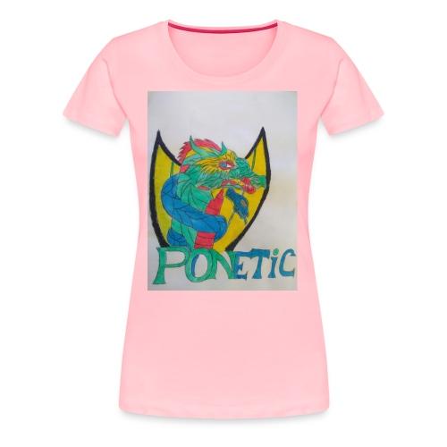 The deadly dragon combination - Women's Premium T-Shirt