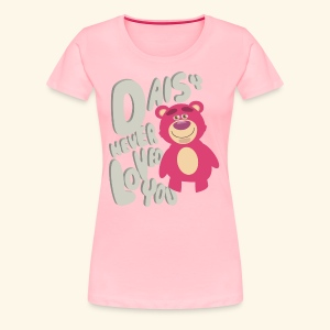 Daisy never loved you - Women's Premium T-Shirt