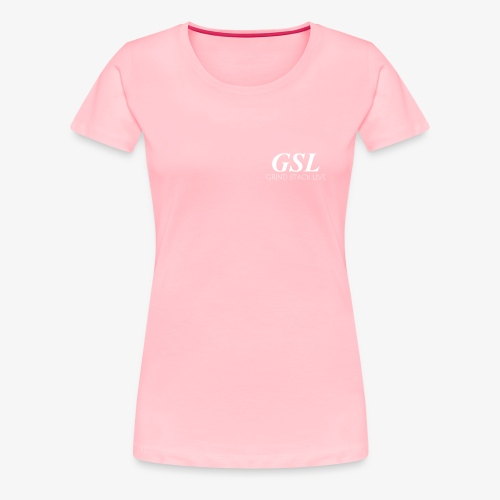 GSL with meaning wht - Women's Premium T-Shirt