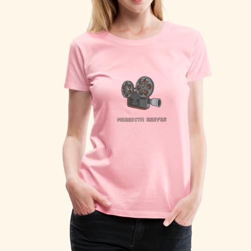Cinema By Meredith - Women's Premium T-Shirt