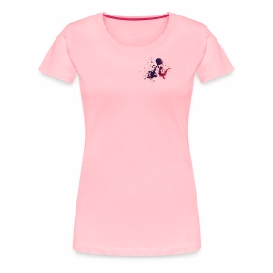 Mic - Women's Premium T-Shirt