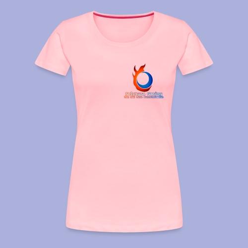 SolyLuna Gaming Logo - Women's Premium T-Shirt