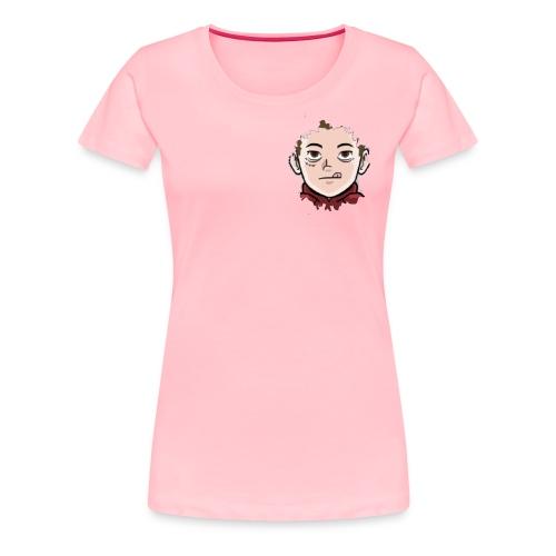 Bedrukt met het Youtube logo van het kanaal -Senne - Women's Premium T-Shirt