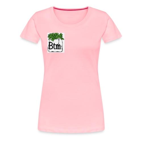 Btm shirts - Women's Premium T-Shirt