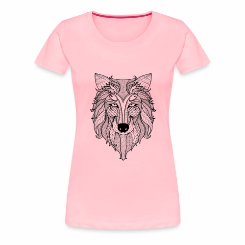 Classy Fox - Women's Premium T-Shirt