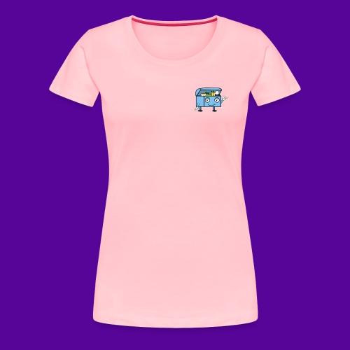 Lunchbox - Women's Premium T-Shirt