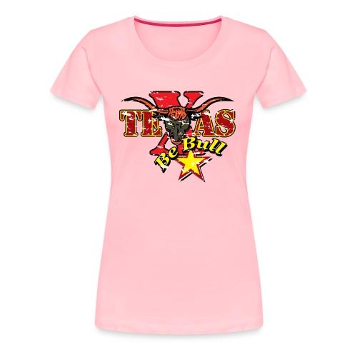 Texas 01 - Women's Premium T-Shirt