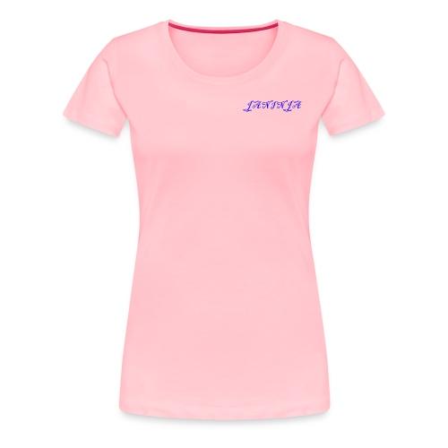 JaNinja Logo - Women's Premium T-Shirt