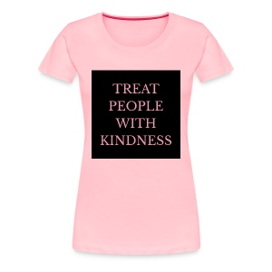 H Styles Treat People With Kindness (black) - Women's Premium T-Shirt