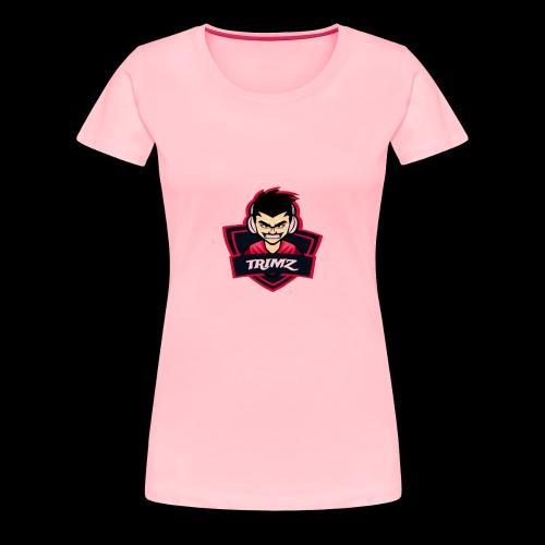 Trimz Army Trimz Logo - Women's Premium T-Shirt