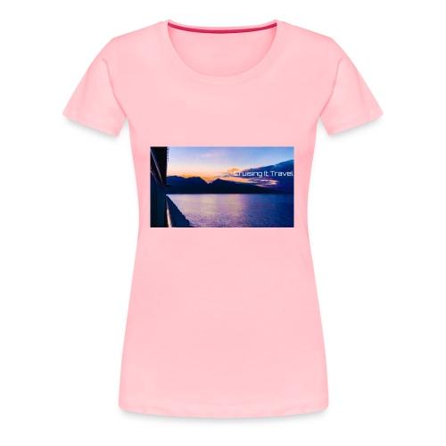 Maui Cruising It Travel - Women's Premium T-Shirt