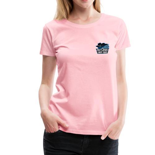 Outlaws Cheer Squad Shop - Women's Premium T-Shirt