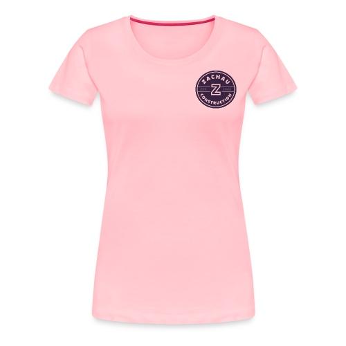Zachau Logo - Women's Premium T-Shirt