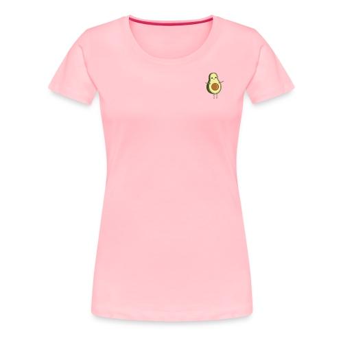 The Avocado - Women's Premium T-Shirt