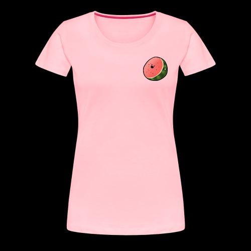 @Melon.Addict Logo - Women's Premium T-Shirt