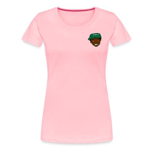 Anybody Can Say it - Women's Premium T-Shirt