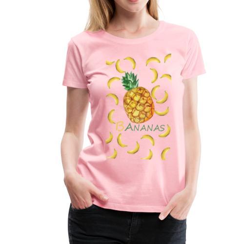 Bananas - Women's Premium T-Shirt