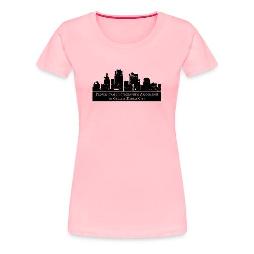 PPAGKC LOGO- Dark - Women's Premium T-Shirt