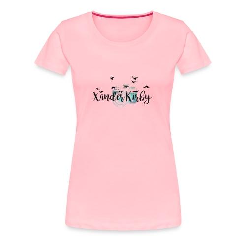 Xander Kirby - Women's Premium T-Shirt