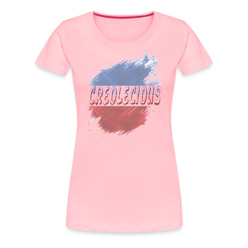 Creolecious Apparel - Women's Premium T-Shirt