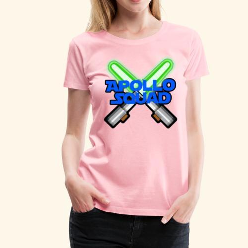 Apollo Squad Logo - Women's Premium T-Shirt