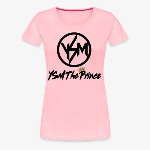 The Prince - Women's Premium T-Shirt