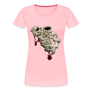 The Modern Man - Women's Premium T-Shirt
