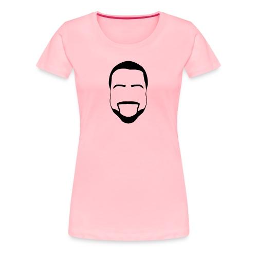 Smizzle Outline Logo - Women's Premium T-Shirt