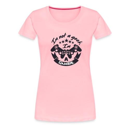 Design Gamer 2 - Women's Premium T-Shirt