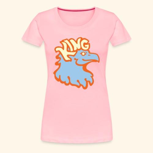 Chicken King - Women's Premium T-Shirt