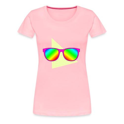 Sunglasses 001 - Women's Premium T-Shirt