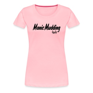 mm 4x4 front - Women's Premium T-Shirt