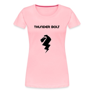 Lion thunder shirts,hoodies and accessories - Women's Premium T-Shirt