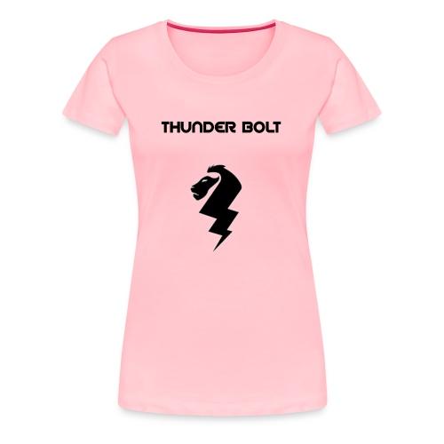 Lion thunder merch shop - Women's Premium T-Shirt