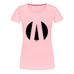 ATHAK (band) LOGO BLACK - Women's Premium T-Shirt