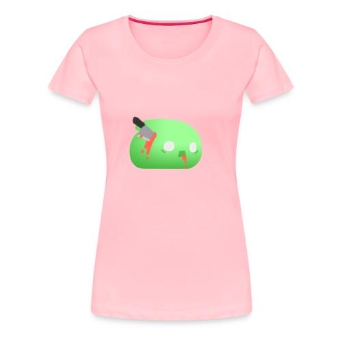 Zombie Slime - Women's Premium T-Shirt