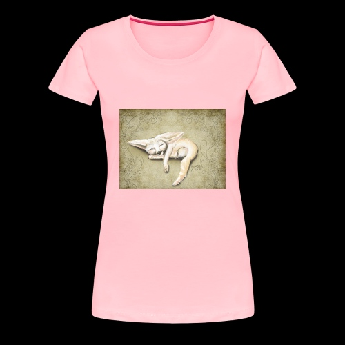 FOX twitch - Women's Premium T-Shirt