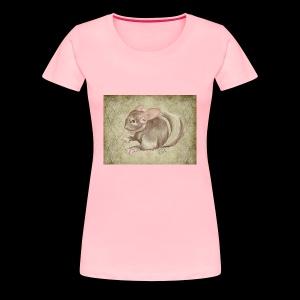 chinchilla TWITCH episode fin episode 5 - Women's Premium T-Shirt