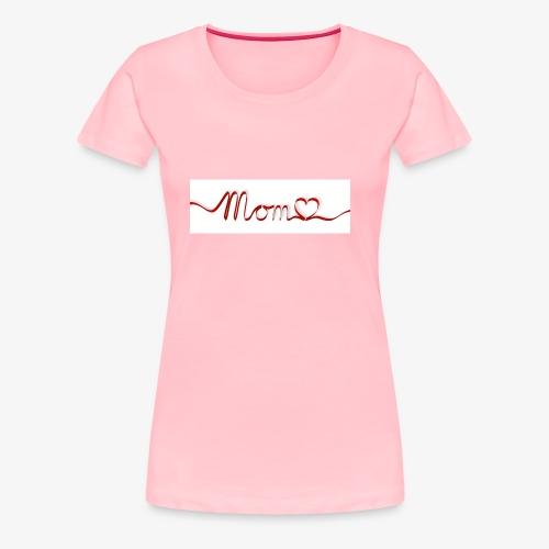 Moms Rock - Women's Premium T-Shirt
